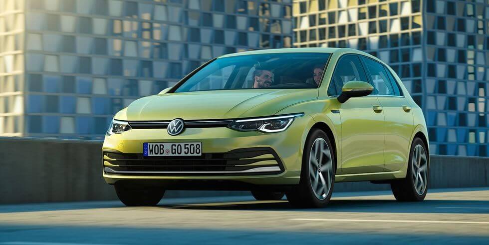 VW,golf,8世代