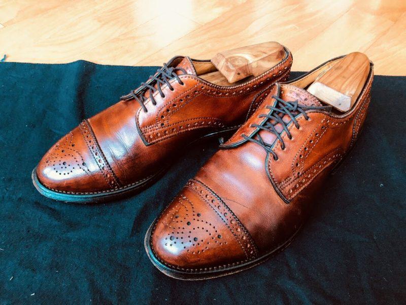 アメリカ靴 アレンエドモンズ