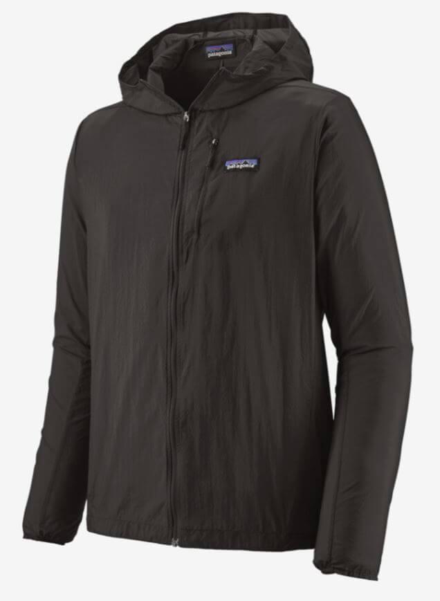 パタゴニアのフーディニジャケット Black